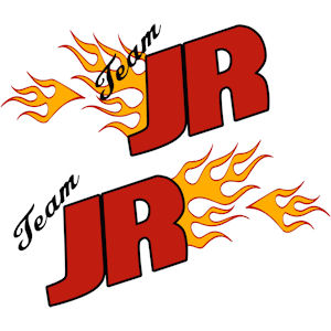 00002<br>Team JR in Flames<br>Set of 2