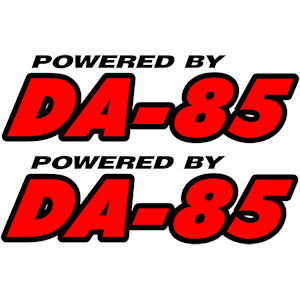 00239<br>Powered By DA-85<br>Set of 2