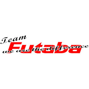 00251<br>Team Futaba We Are The Difference