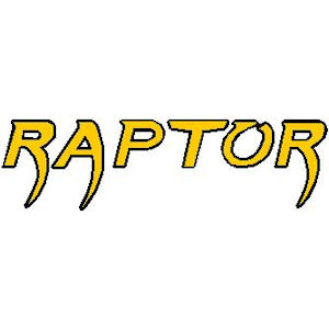 00602<br>Raptor<br>Set of 2