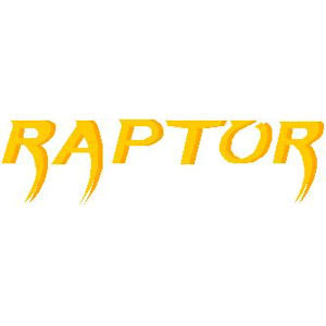 00604<br>Raptor<br>Set of 2