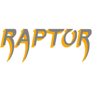 00606<br>Raptor<br>Set of 2