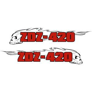 ZDZ - Ocean Palm Graphics