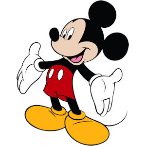 452<Mickey Mouse