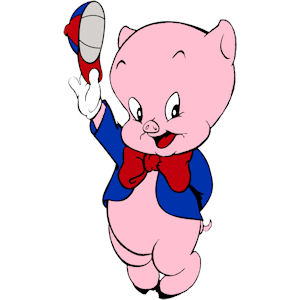 459<br>Porky The Pig