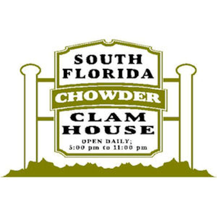SOUTH FLORIDA CHOWDER<br>SAMPLE