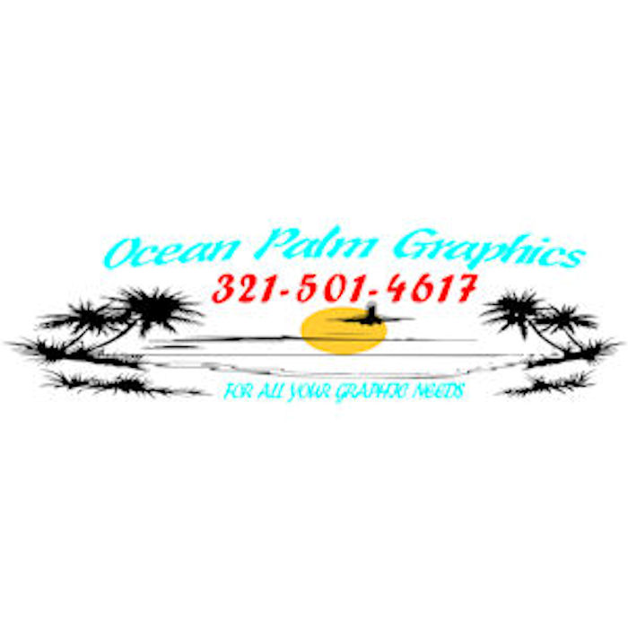 Ocean Palm Graphics (SAMPLE)